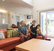 趣味を楽しみ、豊かな時間をはぐくむ家