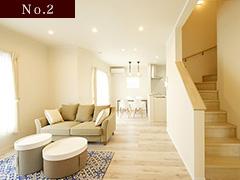 2日間限定・2棟同時公開「家事ラク動線&趣味を楽しめる空間で、ママに嬉しい住まい」家具付きデザイン住宅見学&販売会(筑西市)
