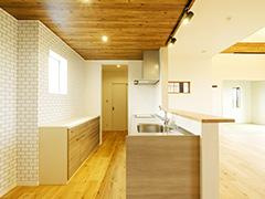 2日間限定公開「開放感あふれるナチュラルビンテージスタイルの平屋の住まい」お客様邸見学会(筑西市)