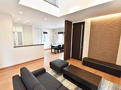 2日間限定公開「開放感あふれる吹き抜けリビングのある住まい」家具付きデザイン住宅見学会(日立市)