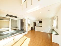 2日間限定公開「使いやすい収納&デザイン性の高い洗練された住まい」お客様邸見学会(桜川市)