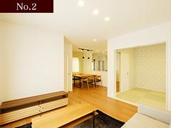 2日間限定・2棟同時公開「家族とふれあう、くつろぎの2棟の住まい」家具付きデザイン住宅見学会(水戸市)
