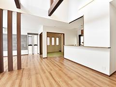 3日間限定公開「ワンフロアで生活しやすい開放的な平屋の住まい」お客様邸見学会(つくば市)