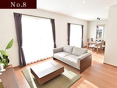 2日間限定・2棟同時公開「開放的な吹き抜けとサンルームが明るい住まい」家具付きデザイン住宅販売会(ひたちなか市)