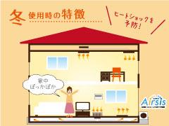 暑い季節を快適に「高性能×トータルコーディネートのデザイン!ノーブルホームを体感&相談フェア」(栃木県河内郡)
