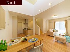 2日間限定「家族時間が充実する家」家具付きデザイン住宅2棟同時見学会(土浦市)