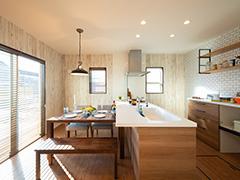 2日間限定公開「上質な寛ぎ空間×家事効率に優れた設計」お客様邸見学会(常陸太田市)