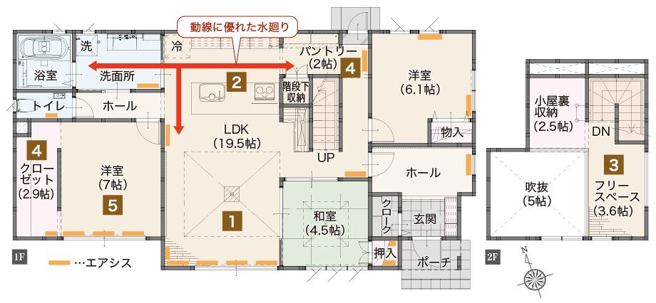 桜川市富士見台まちかど展示場