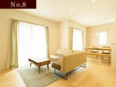 来場予約プレゼント有!「それぞれ異なるデザインとライフスタイル。多彩な3棟の住まい」家具付きデザイン住宅見学会(那珂市)