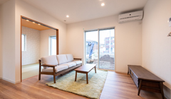 3日間限定公開 家具付きデザイン分譲住宅見学会(古河市)