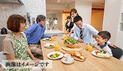 3日間限定公開 お客様邸「エアシス搭載の二世帯住宅」見学会(桜川市)