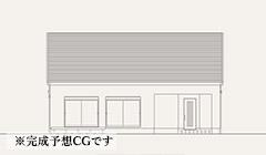 2日間限定公開 お客様邸「勾配天井とスキップフロアのある平屋+αの暮らし」見学会(阿見町)
