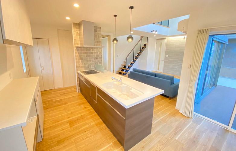2日間限定 お客様邸「オープン階段と吹き抜けで開放感のある住まい」見学会(ひたちなか市)