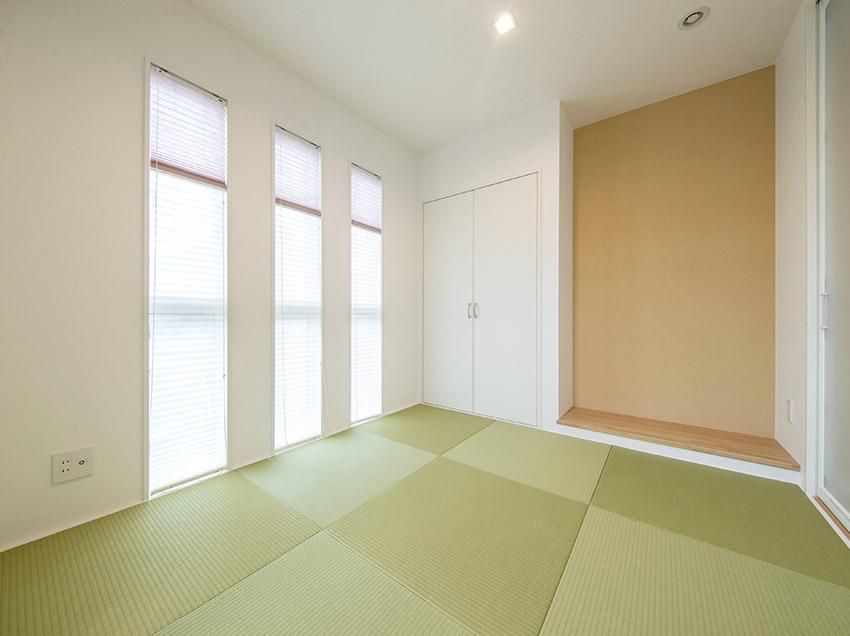 【完全予約制】お客様邸見学会「生活動線の良さと開放感を体感できる家」(水戸市)